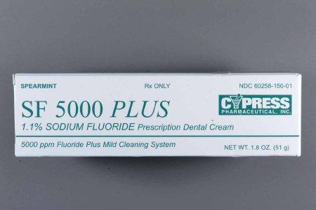 Cypress Pharmaceutical 60258015001
