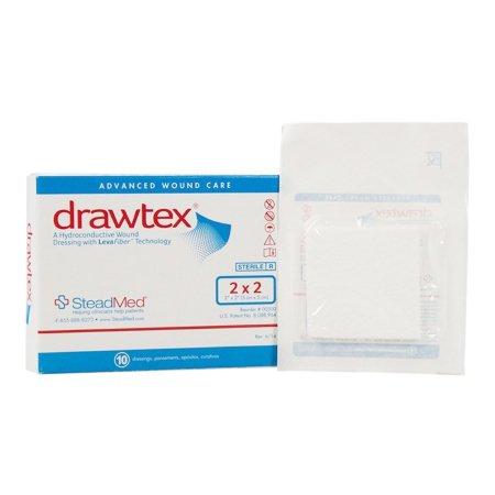 Non-Adherent Dressing Drawtex® LevaFiber 2 X 2 Inch Product Image