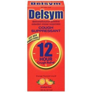 Cold and Cough Relief Delsym 30mg / 5mL Strength 5oz (1/each)