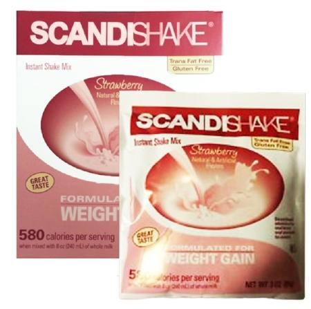 Axcan Scandipharm Scandishake® Oral Supplement
