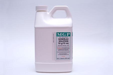 Lactulose 10 gram/15mL Oral Solution Bottle 16oz. (1/each)
