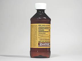 Qualitest Products 00603107556 Mckesson Medical Surgical