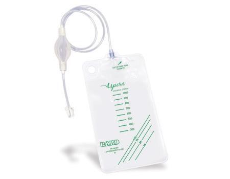Drain Bag Aspira 1 Liter (1/each)