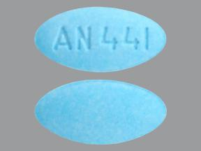 Antihistamine Meclizine HCI 12.5mg Tablet (100/bottle)