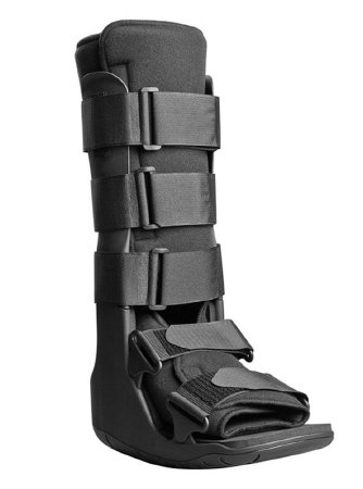 Walker Boot XcelTrax™ Tall Medium Hook and Loop Closure Female Size 8.5 - 11.5 / Male Size 7.5 - 10.5 Left or Right Foot (1/EACH)