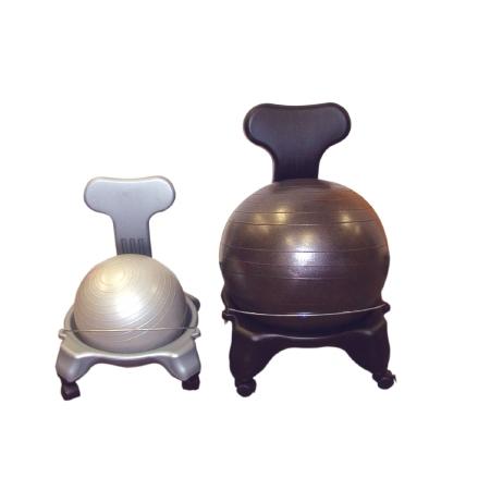 Fabrication CanDo® Plastic Ball Chair
