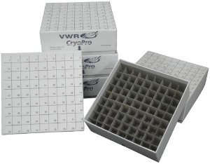 Cryo Storage Box VWR® CryoPro® Fiberboard Box With Lidu2026  sc 1 st  McKesson Medical-Surgical & VWR International 82007-162 - McKesson Medical-Surgical