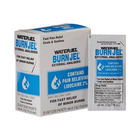Burn Relief Water Jel® Burn Jel® Topical Gel 3.5 Gram Individual Packet Product Image