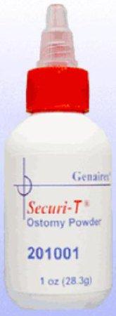 GENAIREX  201001 POWDER OST SECURI-T 1OZ 50EA/CS GENAIREX one EA(50EA/CS)