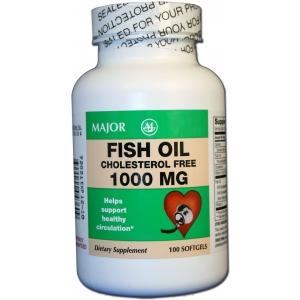 Major® Fish Oil Supplement