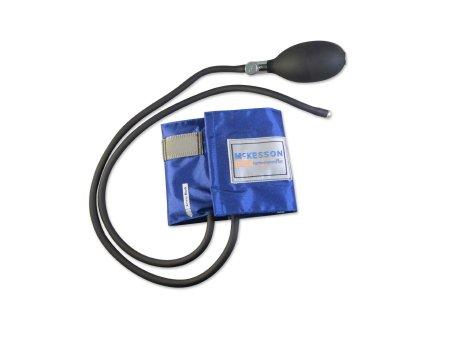 Blood Pressure Cuff and Bulb McKesson LUMEON™ Child / Adult Arm Small Cuff 19 - 27 cm Nylon Cuff Product Image