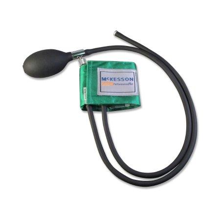 Blood Pressure Cuff and Bulb McKesson LUMEON™ Child Arm Small Cuff 13.9 - 19.5 cm Nylon Cuff Product Image