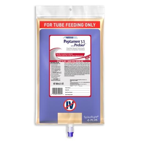 Peptamen 1.5 with Prebio1, 1000mL RTH (6/case)