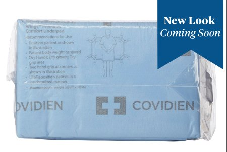 Underpad Wings™ Quilted Premium MVP 30 X 36 Inch Disposable Airlaid Heavy Absorbency Product Image