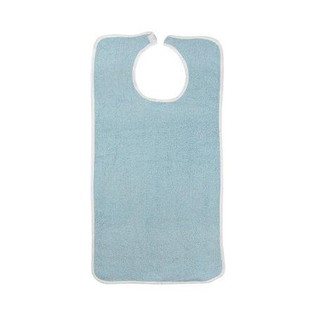 Bib Hook and Loop Closure Reusable Terry Cloth Product Image
