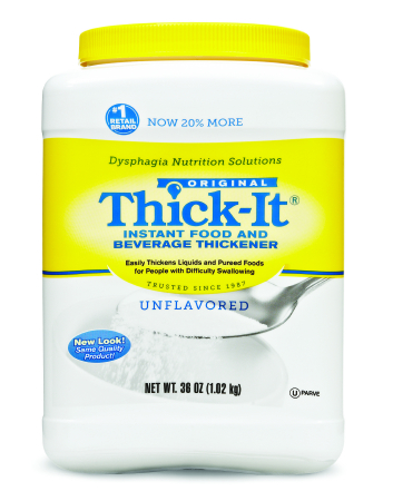 Food Thickener Thick -It 36oz Canister Unflavored (6/case)