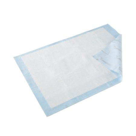 Low Air Loss Positioning Underpad Wings™ Quilted Premium Comfort 23 X 36 Inch Disposable Airlaid Heavy Absorbency Product Image