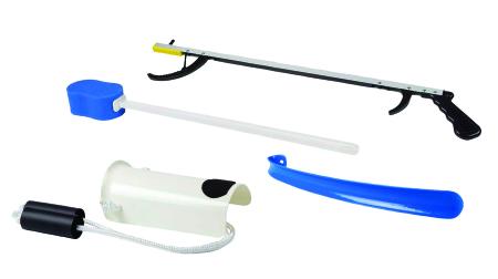 FabLife™ ADL Hip & Knee 4 Piece Equipment Kit