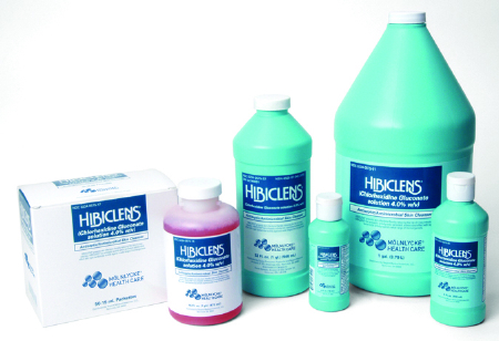 Surgical Scrub Hibiclens 4oz Bottle 4% Chlorhexidine Gluconate (1/bottle)