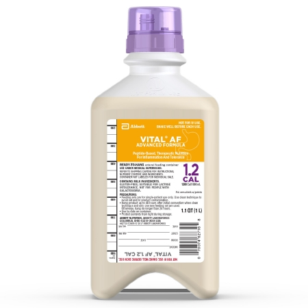 Vital 1.2 Cal RTH Vanilla Flavor (8/case)