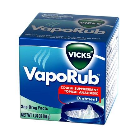 Check Rub Vicks VapoRub 1.76oz (1/each)