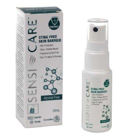 Skin Protectant Sensi-Care® Sting Free 0.95 oz. Spray Bottle Unscented Liquid CHG Compatible Product Image