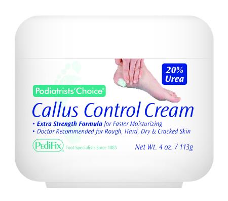 Foot Moisturizer Podiatrists' Choice 4 oz Jar Scented Cream (1/each)