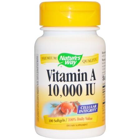Natures Pride™ Vitamin A Supplement
