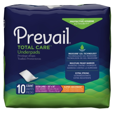 First Quality Underpad Prevail� 30 X 30 h Disposable Fluff Heavy Absorbency One Ups-120(Bg) Item No.:MM 12063101 Product Catalog > ontinence > Underpads > Underpad Click To Remove<Br>#12063101 First Q
