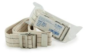 Gait Belt McKesson 60 Inch Length White Product Image