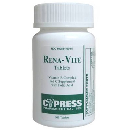 Cypress Pharmaceutical 60258016001