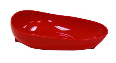 Non-Skid Scoop Dish