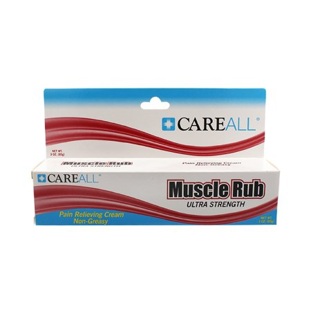 Topical Pain Relief CareAll® 10% - 15% Strength Menthol / Methyl Salicylate Ointment 3 oz. Product Image