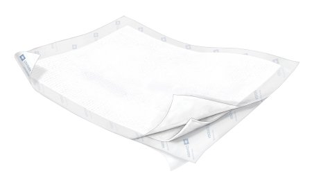 Underpad Wings™ Quilted Premium MVP 23 X 36 Inch Disposable Airlaid Heavy Absorbency Product Image