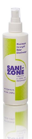 Anacapa 1008A Sani-Zone® Air Freshener Liquid 8 oz . Bottle One Cs(12Ea/Cs)
