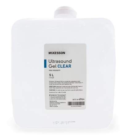 McKesson Ultrasound Gel