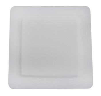 Adhesive Dressing McKesson 6 X 6 Inch Nonwoven Gauze Square White NonSterile Product Image