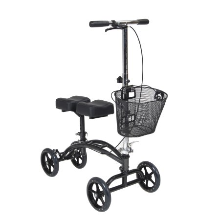 Knee Walker Adjustable Height drive™ Steel Frame 350 lbs. Weight Capacity 31 to 40 Inch Height Product Image
