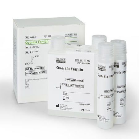 Multigent Reagent Architect� Nutritional Assessment / Anemia Assay Ferritin For