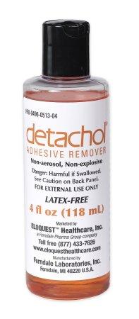 Adhesive Remover Detachol® Liquid 4 oz. Product Image