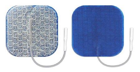 2 Square 4 Pack ValuTrode Cloth Electrodes