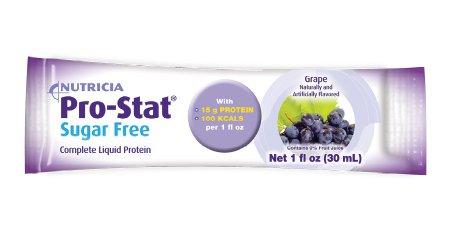 Protein Supplement Pro-Stat Sugar Free Grape Flavor 1oz Packet (1/each)
