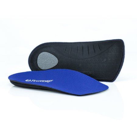 Powerstep Slim Tech Slimtech  3//4 Length Orthotic Arch Support W12 12.5 M10 10.5
