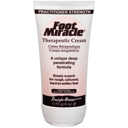 Foot Moisturizer Foot Miracle® 6 oz. Tube Scented Cream Product Image
