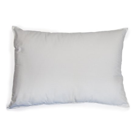 Bed Pillow McKesson 17 X 24 Inch White Disposable Product Image