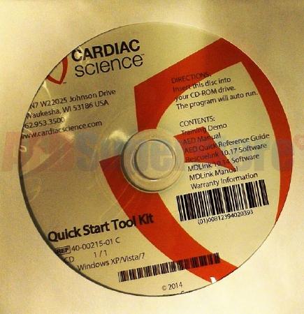 Cardiac Science 40-00215-01