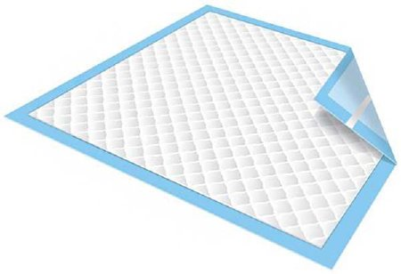 Underpad TotalDry™ 30 X 36 Inch Disposable Fluff / Polymer Heavy Absorbency Product Image