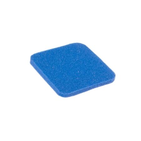Silver Foam Dressing DermaBlue+ 2x2 (10/box)