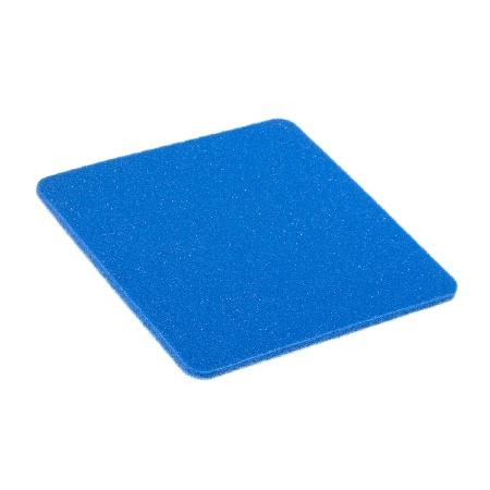 Silver Foam Dressing DermaBlue+ 4x4 (10/box)
