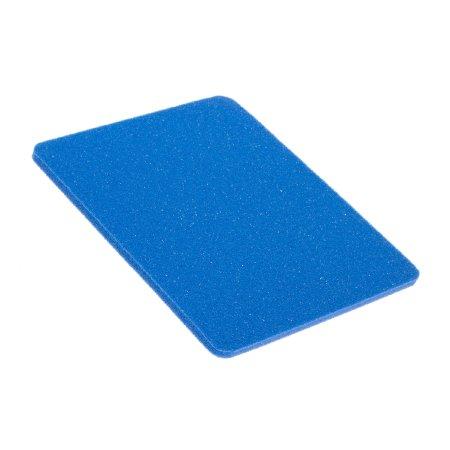 Silver Foam Dressing DermaBlue+ 4x5 (10/box)